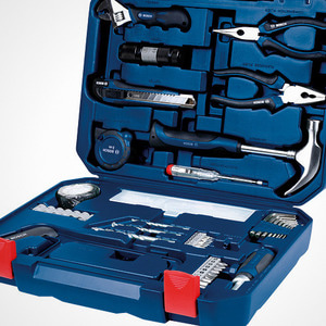 [BOSCH] 보쉬 다기능 수공구 108 pcs 세트 / 108 in 1 Multi-function Household Tool Kit