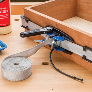 "[ROCKLER] 록클러 밴드 클램프 키트 / 1""x15' Band Clamp with Accessory Kit (58699)"
